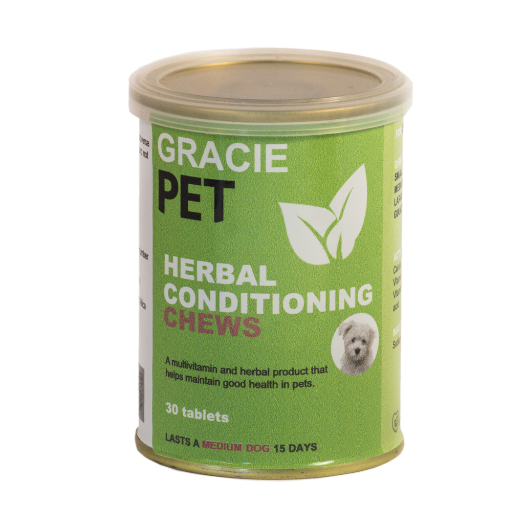 Gracie Pet-Herbal Conditioning Chews